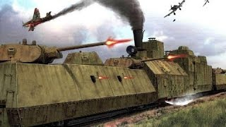 ВОВ, Поезда выигравшие войну, документальный фильм