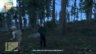Grand Theft Auto 5 Walkthrough Part 80 - HUNTING SEASON | GTA 5 Walkthrough