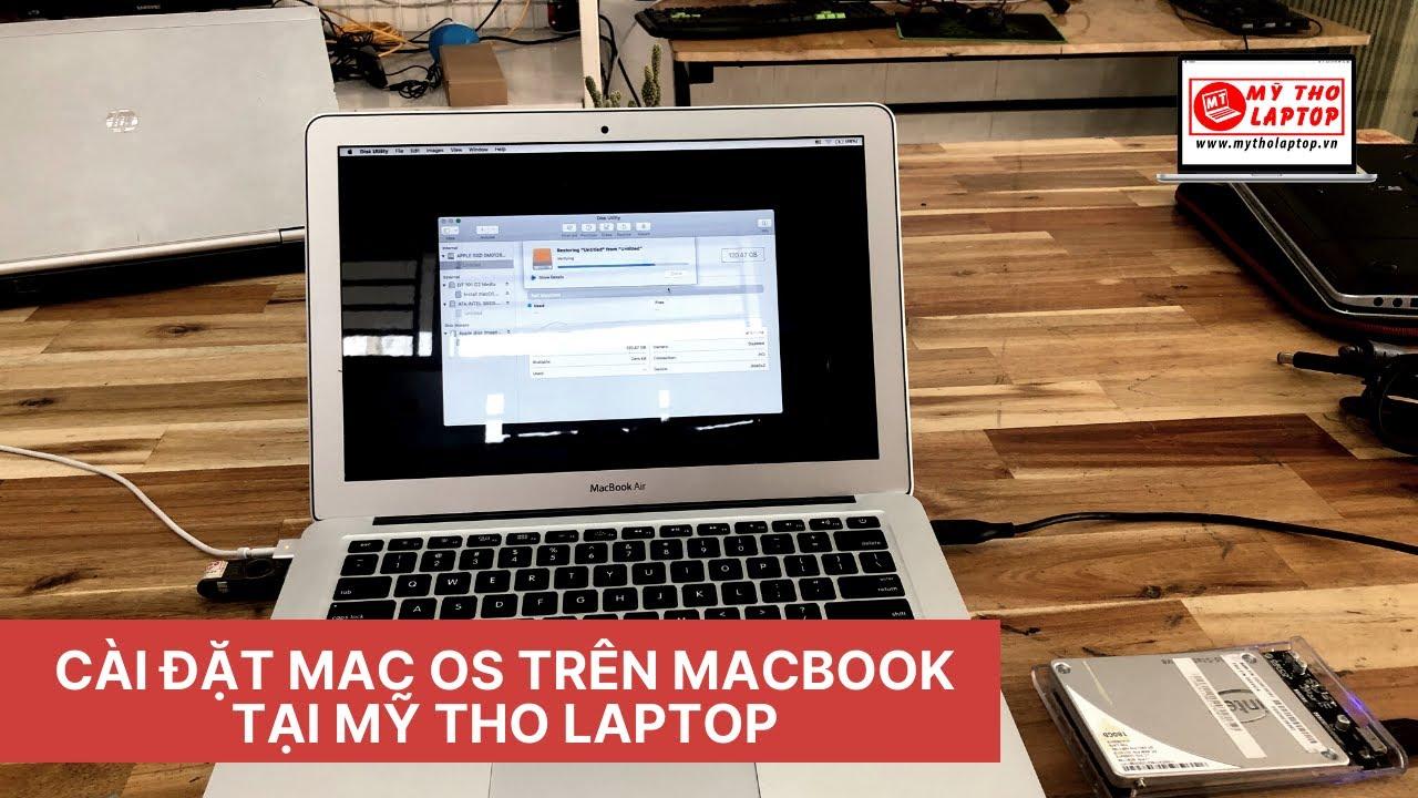 Hổ trợ cài đặt MAC OS trên MACBOOK