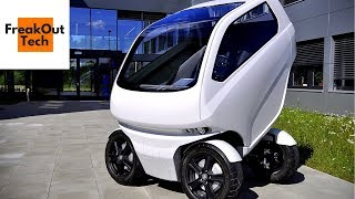 5 Future Technology Means of Transport #7 ✔