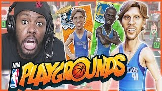 NBA Playgrounds Tournament Ep.2 - THE CHEESE IS REAL!