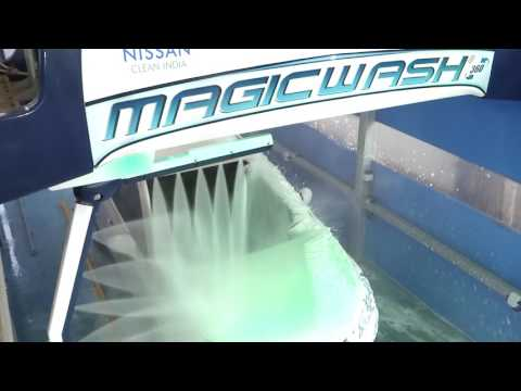 MAGICWASH 360-Touch Free Automatic Car Wash System
