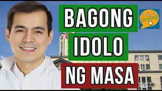 MAYOR ISKO MORENO - BAGONG IDOLO NG MASANG PILIPINO