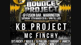 Bounce Project Promo - Mixed By Kenny Hayes (KB Project)