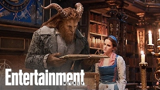 Beauty And The Beast: Live-Action Remake First Look   Story Behind The Story   Entertainment Weekly