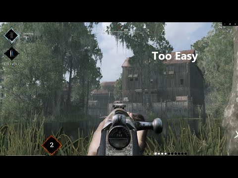 Hunt : Showdown - Too Easy