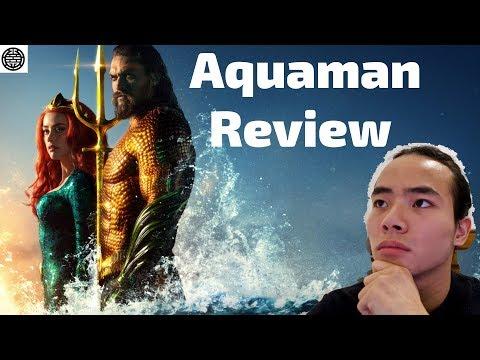 Aquaman Honest Review - 20 questions you might ask