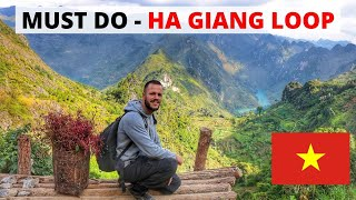 MUST DO VIETNAM - HA GIANG LOOP - 3 DAY MOTORCYCLE ADVENTURE