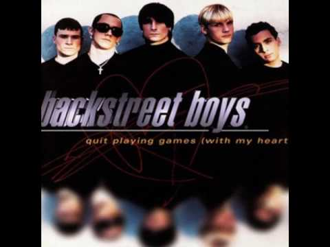 Backstreet Boys - Quit Playing Games (With My Heart) (1997 Instrumental)
