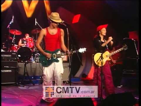 Illya Kuryaki and The Valderramas video Latin geisha - CM Vivo 1999