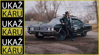 4K | SEDMILITROVEJ BUICK JAKO DAILY CAR?! | SPLNĚNEJ SEN FREESKIERA DANA HANKY | BUICK WILDCAT