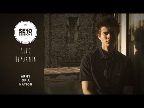 Army Of Nation Lyrics – Alec Benjamin
