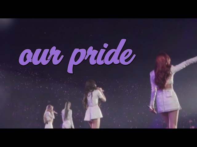BLACKPINK: OUR PRIDE [Debut Anniversary Video 2019] #ThreeYearsWithBlackpink