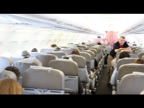 TURKISH AIRLINES A319 ECONOMY CLASS I LUX-IST