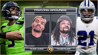 Can Flam Stop Juice's Proving Ground Hot Streak?! (Madden 21 Beef Ep.15)