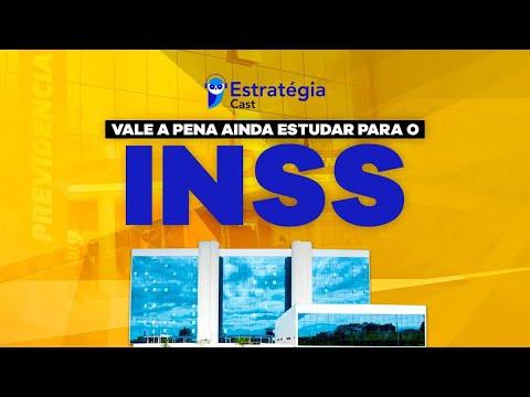 Podcast: Concurso INSS - Vale a pena ainda estudar para o  INSS?