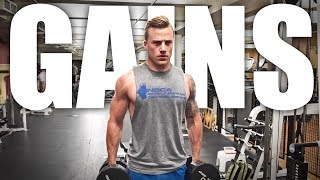 How Much Muscle Can You Gain in a Month (the TRUTH)