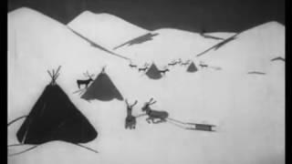 Samoyed Boy - Lapti [Soviet Animation Rediscovered Through Electronic Music]