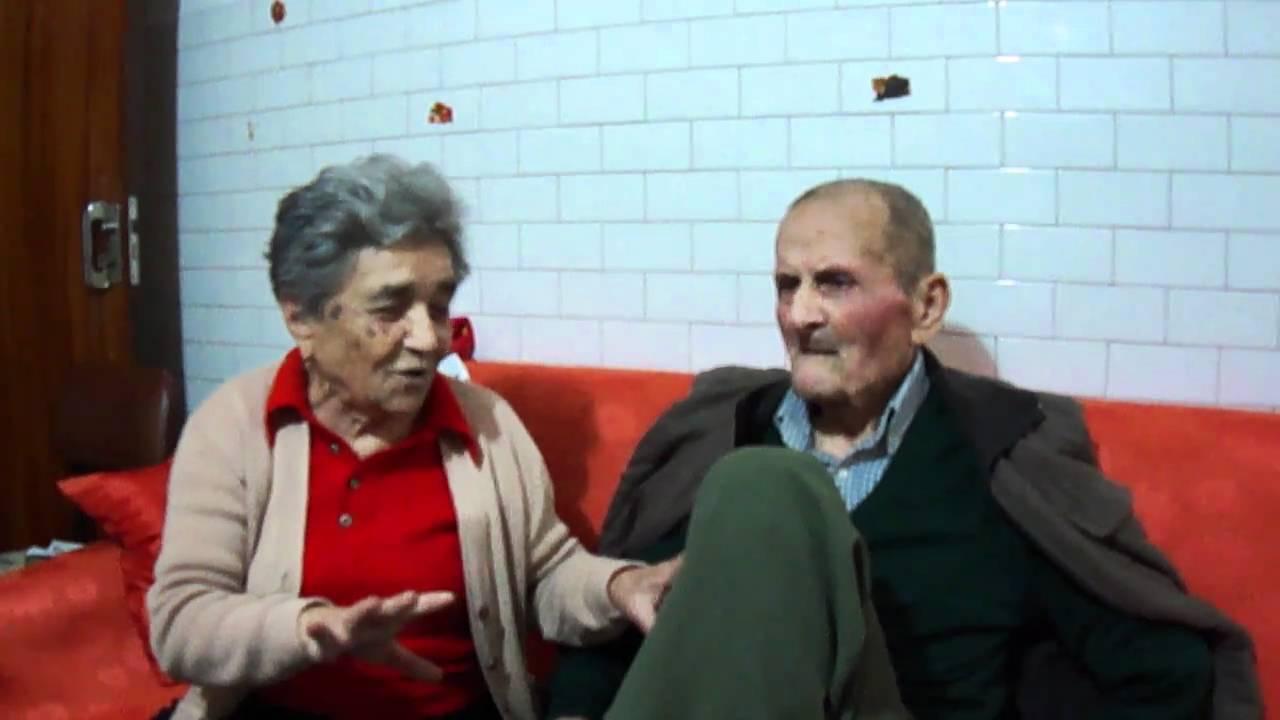 Nonnini Calabresi raccontano la loro Storia d'Amore
