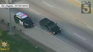 Погони в США ! New Police chases in USA #31