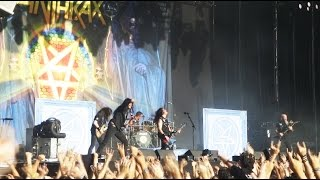 Anthrax - Got the Time (Joe Jackson) - Live @ Rock Fest Barcelona 2016