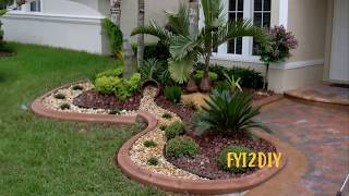 90 Front Sidewalk Landscaping Ideas - Small Front Yard Landscaping Ideas 2020 | CHECK DESCRIPTION