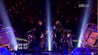DBSK - Purple Line (Live Korean Version) [HD]
