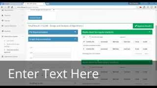 [DEMO] Management Information System (MIS)