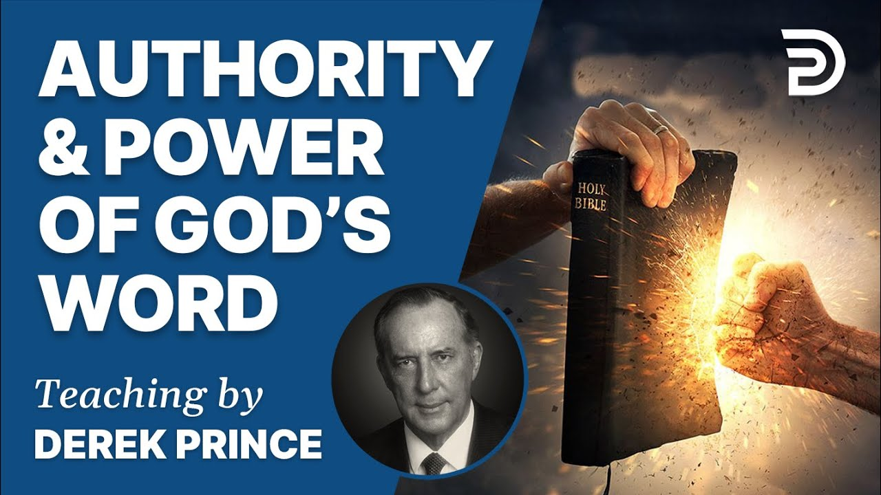 YouTube thumbnail for Authority & Power Of God's Word
