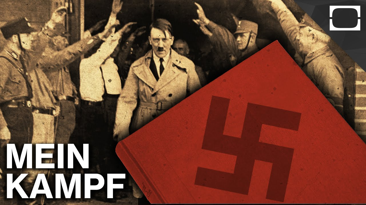 Why Germany Is Republishing Hitler's Mein Kampf thumbnail