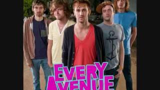 Every Avenue  Think of you later Lyrics