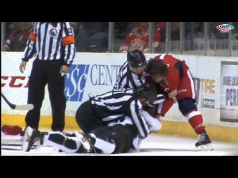 Mitchell Callahan vs. Mathieu Tousignant