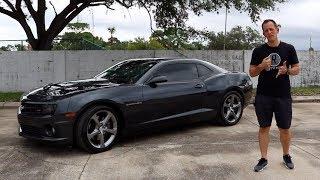 Why is this 2013 Chevy Camaro SS a DREAM car? - Raiti's Rides