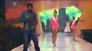 ChocQuibTown en vivo; Concurso Nacional de la Belleza 2014 (De donde vengo yo)