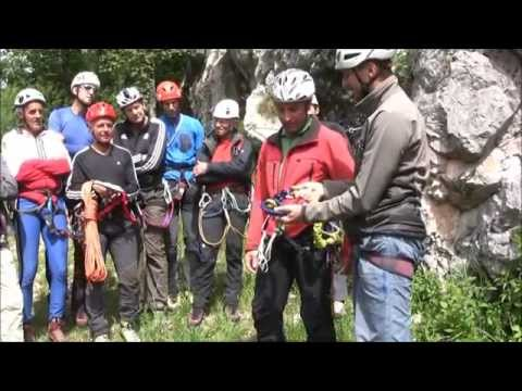 Via Ferrata Accidents - here is what happens to 80kg of dead weight being dropped