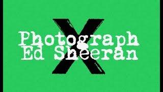 Ed Sheeran   Photograph (Felix Jaehn Remix) Original Lyric Karaoke Version