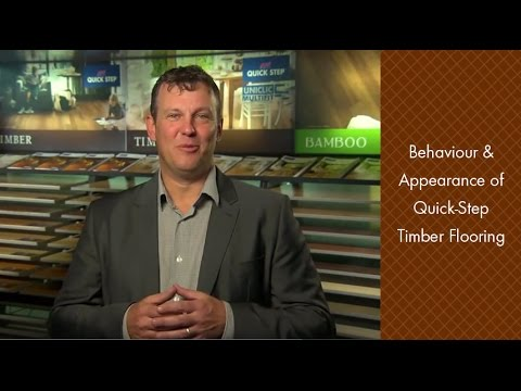 Behaviour & Appearance of Timber flooring