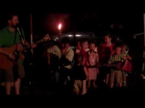 the Kids sing Perfect Little World by Brasher-Bogue