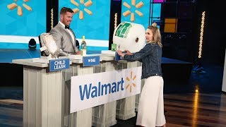 Ellen's Audience Member Wins Big in 'Weally Wacky Walmart Wace' - Video Youtube
