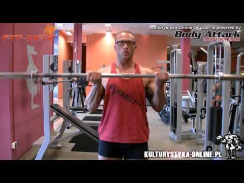 Ćwiczenia pompować mięśnie