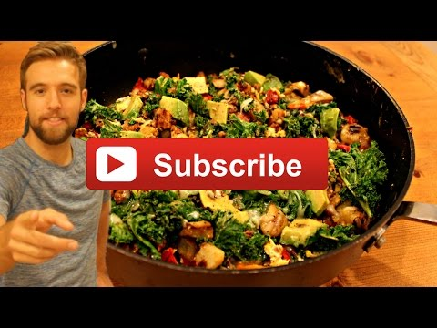 Video Cheap and Healthy Recipes | Bachelor on a Budget Trailer
