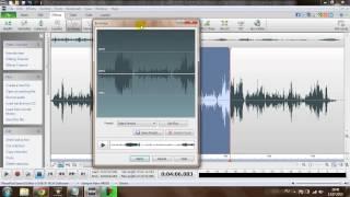 Как отредактировать аудиофайл (музыку)?