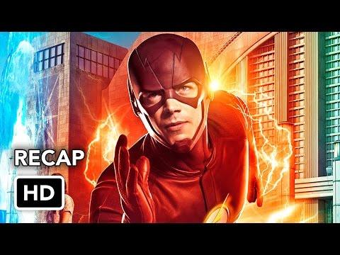 The Flash Season 3 Recap (HD)