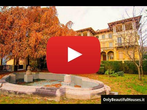 Einzigartige Villa West Milano