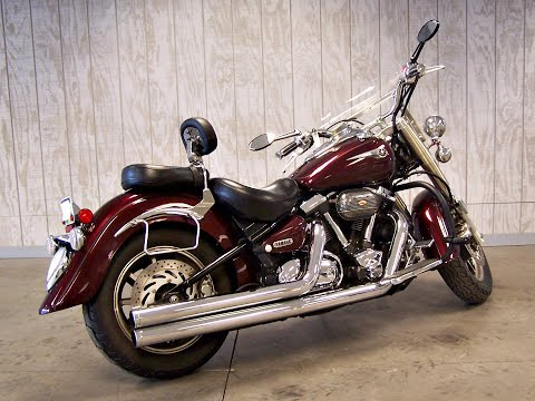 2005 Yamaha Road Star (Cast Wheel) in Erie, Pennsylvania - Video 1