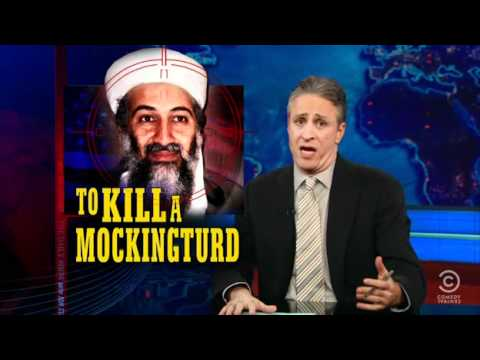 Jon Stewart's memorable take on Osama Bin Laden's death