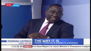 War of words on graft continues | The Way it is