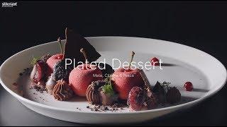 Mela Ciliegia & Pesca30 Plated Dessert - Silikomart Professional