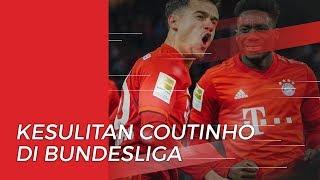 Philippe Coutinho Ungkapkan Kesulitannya Bermain di Bundesliga