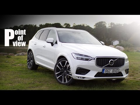 2017 Volvo XC60 T6 R-Design - best SUV from Volvo? [POV REVIEW]